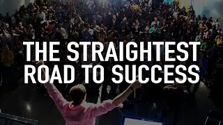 The Straightest Road to Success - Gary Vaynerchuk
