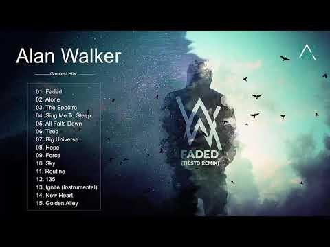 Alan Walker Greatest Hits Playlist 2019 艾伦沃克最� �歌曲2019