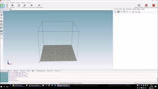 Nastavení programu Repetier Host pro 3D tiskárny