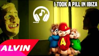 Alvin and the Chipmunks- I Took A Pill In Ibiza - Mike Posner (Seeb Remix)