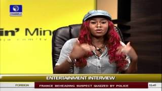 Cynthia Morgan Talks Career Growth On Rubbing Minds PT1