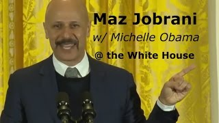 Maz Jobrani - Persian New Year and Michelle Obama