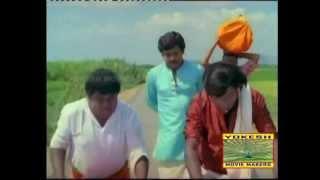 Goundamani Senthil Comedy - Karakattakaran