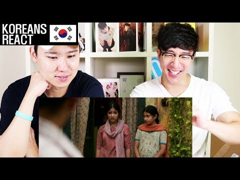 DANGAL Trailer Reaction by KOREANS!