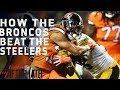 Download Video Download How the Broncos Defeated the Steelers | The Aftermath | NFL Network 3GP MP4 FLV