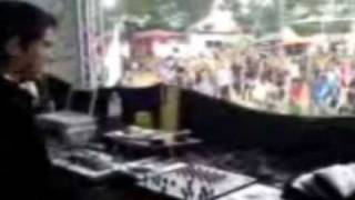 Tony Voyeur - Indian Spirit Festival