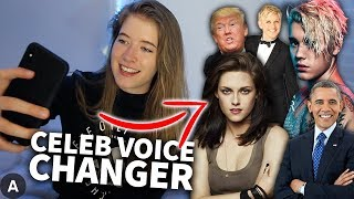 CELEBRITY VOICE CHANGER... does it work??