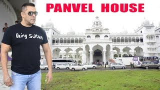 Salman Khan's GRAND Farmhouse At Panvel Rare INSIDE Pics
