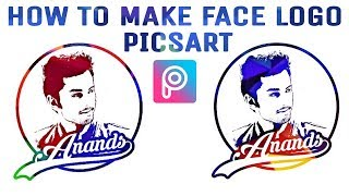Make Your Face Logo | Picsart Editing Tutorial 2018 | Picsart Background Change