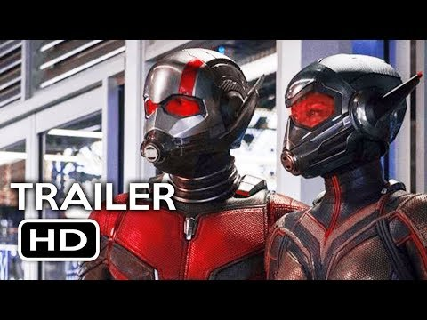 Xxx Mp4 Antman And Wasp Official Teaser Trailer HD 3gp Sex