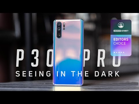 Huawei P30 Pro review The phone that sees in the dark