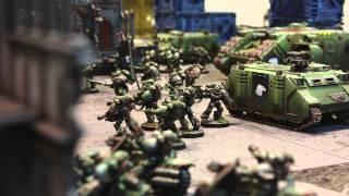 Badab War acte III
