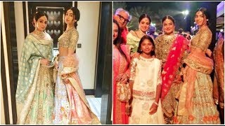 Last Video of SRIDEVI with Daughter Khushi and Husband Boney in Dubai