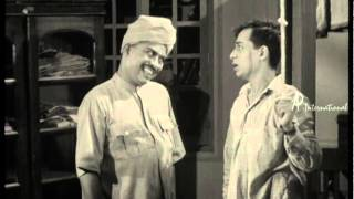 Sabapathy | Tamil Movie Comedy | T.R.Ramachandran | Kali N. Rathnam | R.Padma |