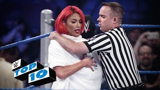 Top 10 SmackDown Live Momente: WWE Top 10, 9. August 2016