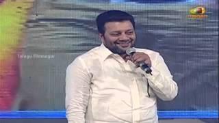 Sai Kumar's Powerful Yevadu Dialogue - Yevadu Movie Audio Launch - Ram Charan, DSP