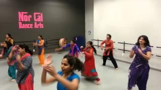 Kesaria/Nagade sangh -Alok's dance