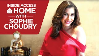 At home with Sophie Choudry | Inside Access | Tour of Sophie Choudry's Home | Filmfare Exclusive