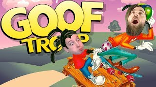 Goof Troop Semi-blind Race with DGR [LIVE]