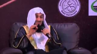 How I use Social Media? By Mufti Menk, The Straight Path Convention Q&A