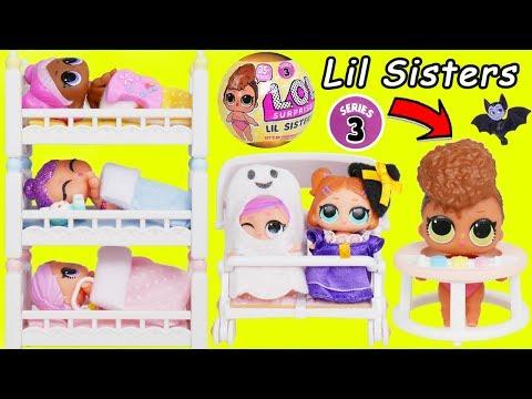 Xxx Mp4 LOL Surprise Dolls Lil Sisters Costume Dress Up 3gp Sex