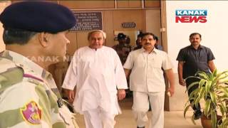 CM Naveen Visits Delhi To Attend Meeting of NITI Aayog's Governing Council