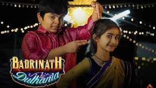 BADRINATH KI DULHANIA | TRAILER | spoof | fan film | 2017