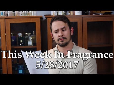 This Week In Fragrance 5/28/2017 | Fragrance News | Armani | Amouage | Paco Rabanne | Missoni