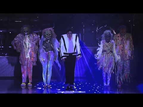 Michael Jackson Thriller Live Munich 1997 Widescreen HD
