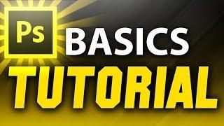 Adobe Photoshop Tutorial : The Basics - Part 2