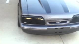 1989 Mustang Hatchback