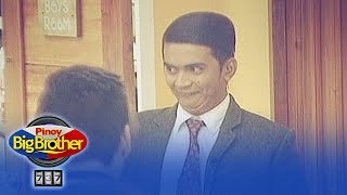 PBB 737 Update: Mr. Bean visits the housemates