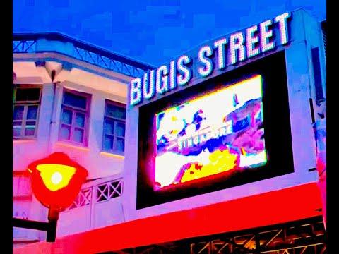 Anthony Burgess, sex tourist — Singapore