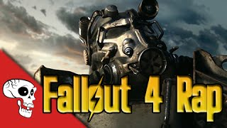 """FALLOUT 4 RAP by JT Music - """"Welcome To My Apocalypse"""""""