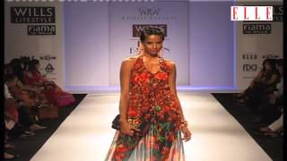 Rajdeep Ranawat   Wills Lifestyle India Fashion Week 2012   WIFW SS13