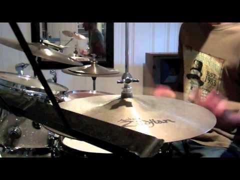 Drum solo 6/8 feel