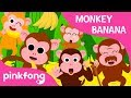 Download Monkey banana animal songs pinkfong songs for children