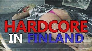 HARDCORE in Finland BIISONIMAFIA