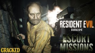 Nothing In Resident Evil 7 Makes Any Sense At All - Escort Mission