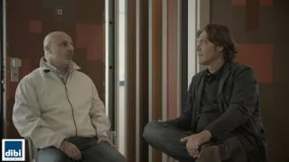 Di Bi  Evento 40 anni   Intervista Arch  Nicola Auciello
