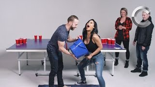 Couples Play Fear Pong (Compilation)