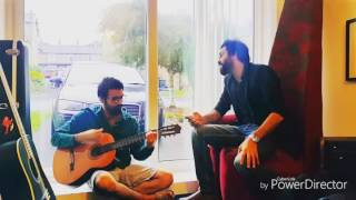 Tumse Milke Aisa Laga Acoustic Cover.