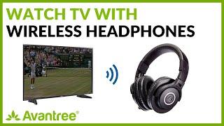 Best Buy: Bluetooth Transmitter/ Wireless Audio Adapter for TV - Avantree Priva III