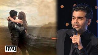 Karan Johar's Reaction To SRK-Kajol's Gerua Song | Dilwale