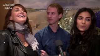Atlantis cast talk new BBC drama
