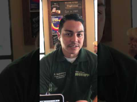 Interview with Field Evidence Tech Ross Nakamura