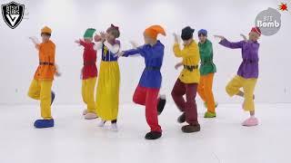 [SUB ESPAÑOL] [BANGTAN BOMB] '고민보다 GO (GOGO)' Dance Practice (Halloween ver.) - BTS (방탄소년단)