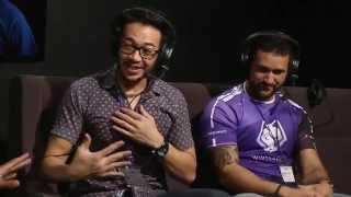 Capcom Pro Talk - 801 Strider & Gootecks