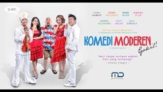KOMEDI MODEREN GOKIL trailer (2015)
