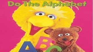 Sesame Street Do the Alphabet P 1 👀